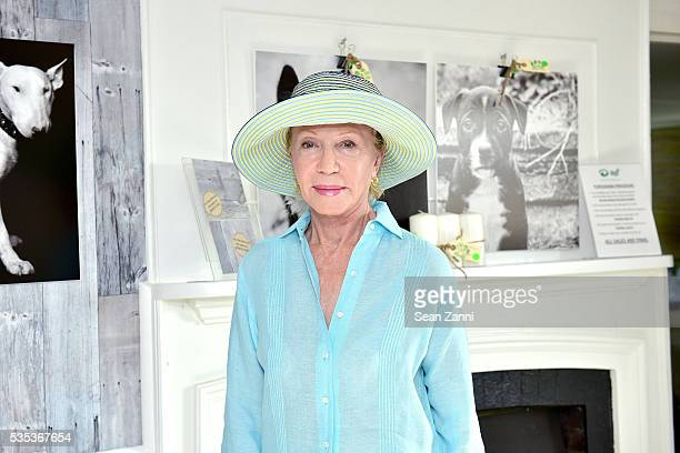 Nancy Corzine attends Animal Rescue Fund of the Hamptons 6th Annual Thrift Shop Designer Showhouse at ARF Thrift Treasure Shop on May 28 2016 in...