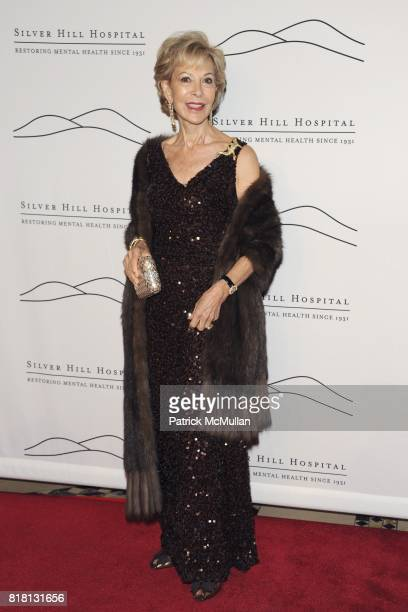Nancy Corzine attends Silver Hill Hospital 80th Anniversary Gala at Cipriani 42nd Street on November 11 2010 in New York City