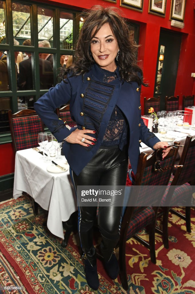 Boisdale Life Magazine Hosts Inaugural 'Editors Lunch' At Boisdale Of Belgravia