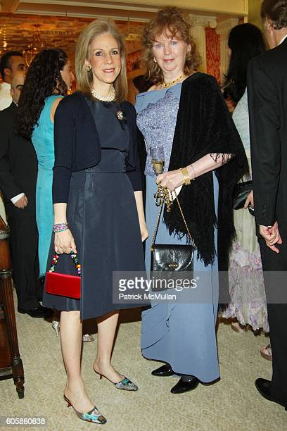 Nancy Druckman and Marge Coudert attend KIPS BAY BOYS and GIRLS CLUB Presidents Preview of the 34th Annual Decorator Show House at Safra Mansion on...