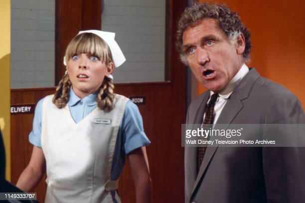 Nancy Fox James Whitmore appearing on the ABC tv series 'The New Temperatures Rising Show' episode 'Operation Fastball'