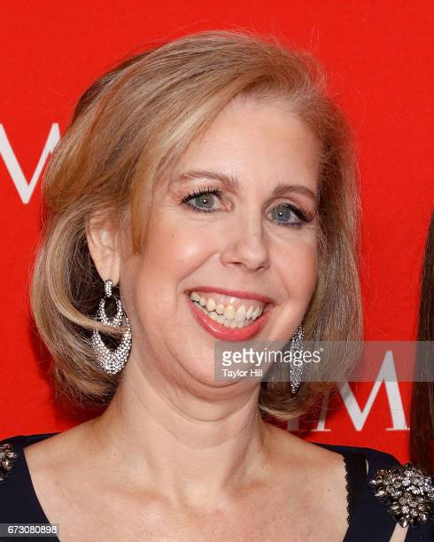 Nancy Gibbs attends the 2017 Time 100 Gala at Jazz at Lincoln Center on April 25, 2017 in New York City.