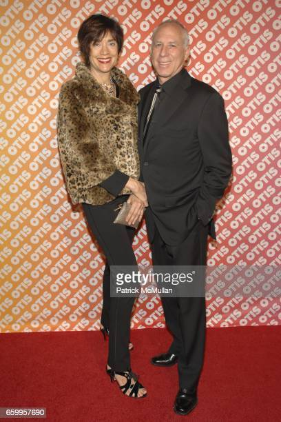 Nancy Griffin and Steven Ehrlich attend 27th Annual Otis Scholarship Benefit Fashion Show at The Beverly Hilton Hotel on May 2 2009 in Beverly Hills...