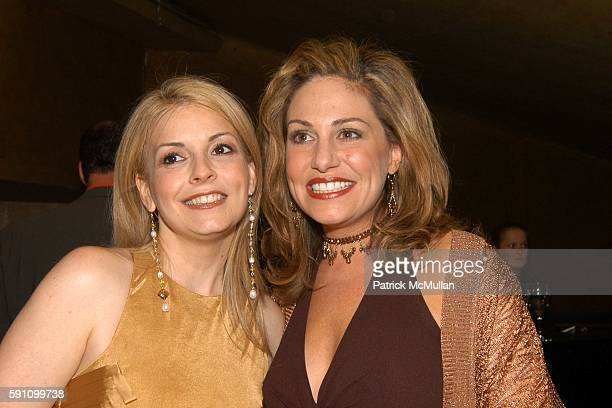 Nancy Hunt and Catherine Margaritis attend We Are Family Foundation Third Annual Celebration Honoring Peter Gabriel Dr Maya Angelou and Daniel Crown...