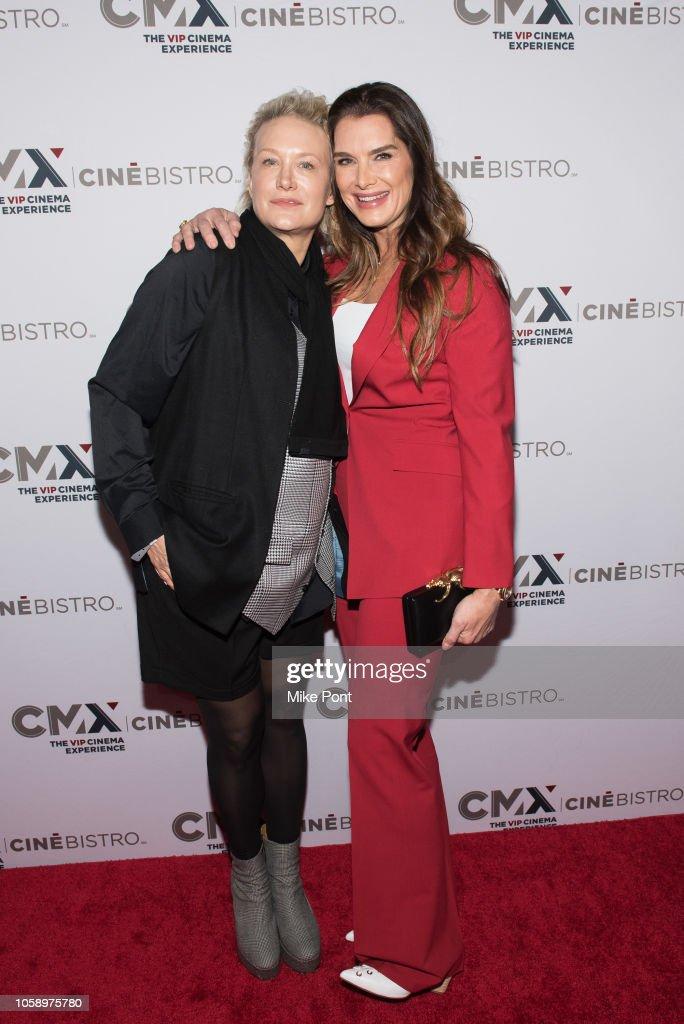 "Opening Of CMX CineBistro With Special Screenings Of ""BlacKkKlansman"", ""City Lights"" & ""Pretty Baby"" : News Photo"