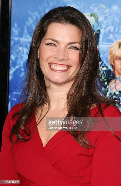 """Nancy Kerrigan during """"Blades Of Glory"""" Los Angeles Premiere - Arrivals at Grauman's Chinese Theatre in Hollywood, California, United States."""