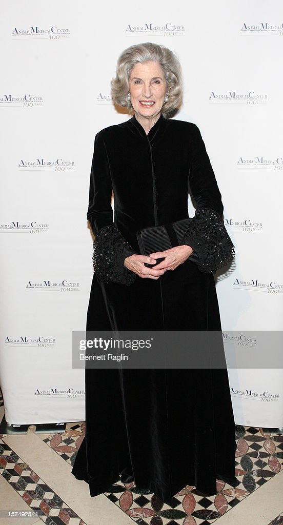 Nancy Kissinger attends The Animal Medical Center's TOP DOG Gala at Cipriani 42nd Street on December 3, 2012 in New York City.