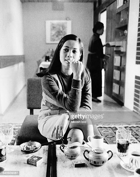 Nancy Kwan * Actress 1971