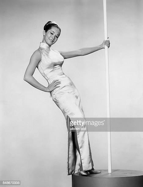 Nancy Kwan * Actress about 1960
