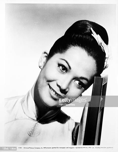 Nancy Kwan 1977