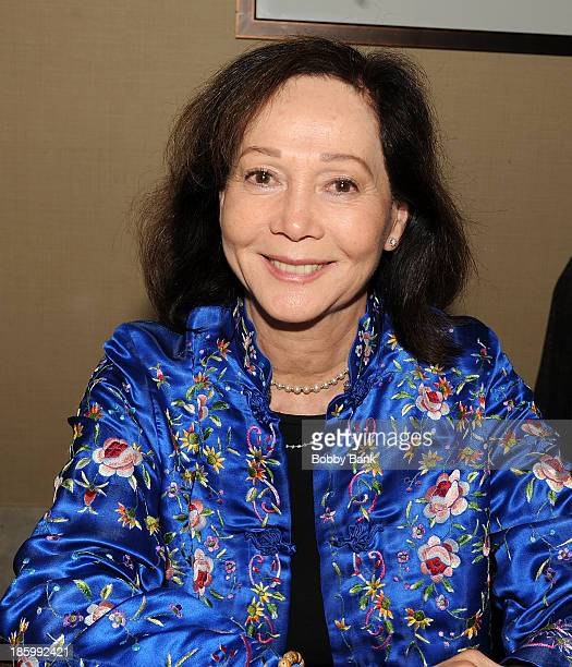 Nancy Kwan attends the Chiller Theatre Expo at Sheraton Parsippany Hotel on October 26 2013 in Parsippany New Jersey