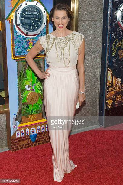 Nancy La Scala attends the '63rd Annual Tony Awards' at Radio City Music Hall in New York City