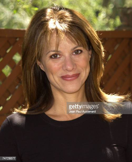 Nancy Lee Grahn at the Sportsman's Lodge in Studio City, California