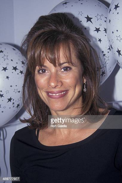 Nancy Lee Grahn attends 24th Annual Daytime Emmy Awards on May 21, 1997 at Madison Square Garden in New York City.