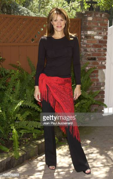 "Nancy Lee Grahn during ABC's ""General Hospital"" Fan Day at Sportsman's Lodge in Studio City, California, United States."