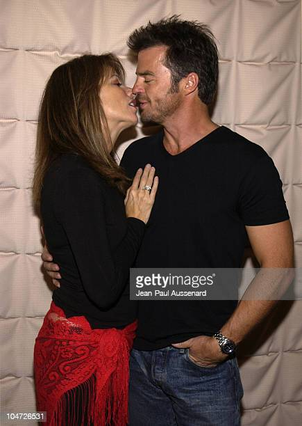 Nancy Lee Grahn Wallace Kurth during ABC's 'General Hospital' Fan Day at Sportsman's Lodge in Studio City California United States
