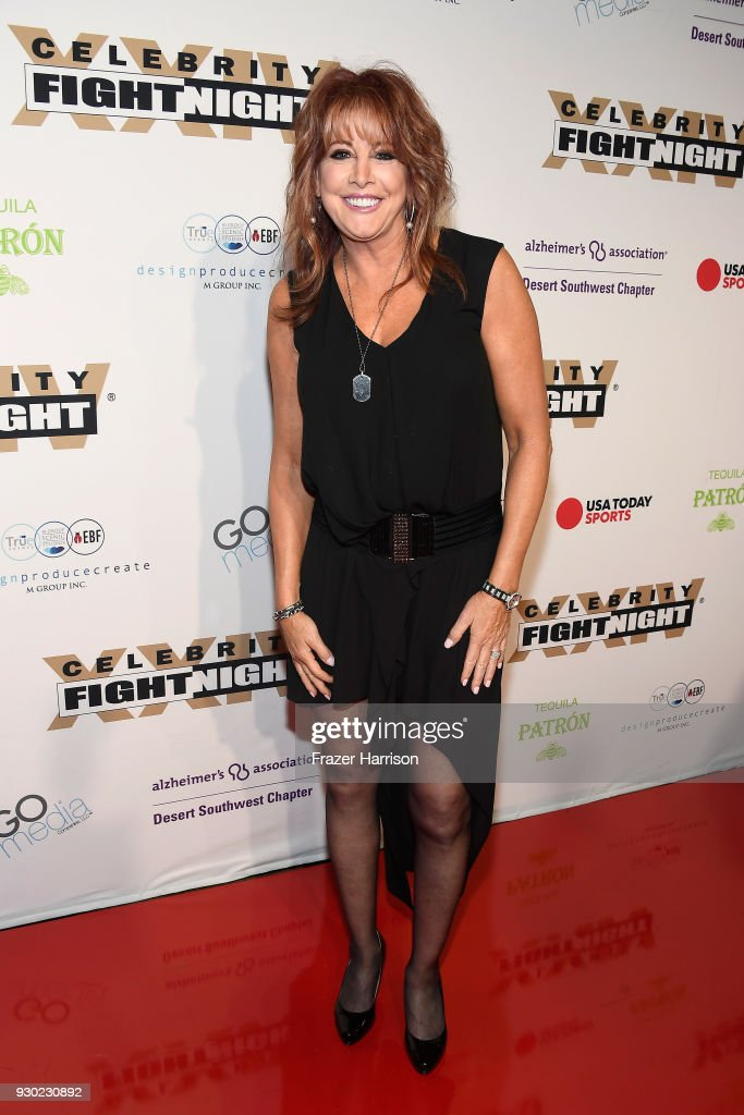 Celebrity Fight Night XXIV - Red Carpet