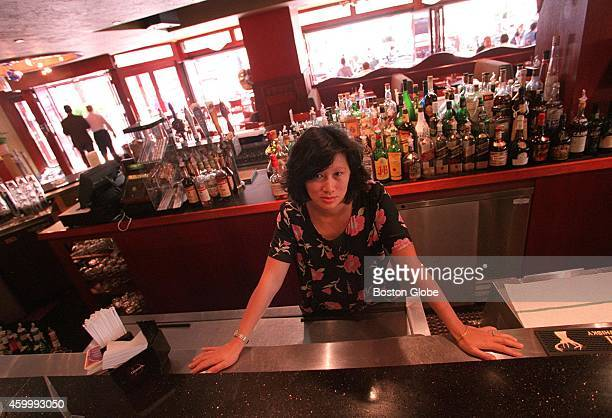 Nancy Lo of the Mayor's Office of Consumer Affairs as Licensing Commissioner poses for a portrait at the Regal Bostonian Restaurant on North Street...