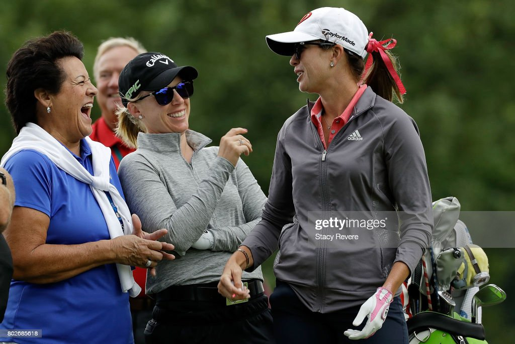 KPMG Women's PGA Championship - Preview Day 3