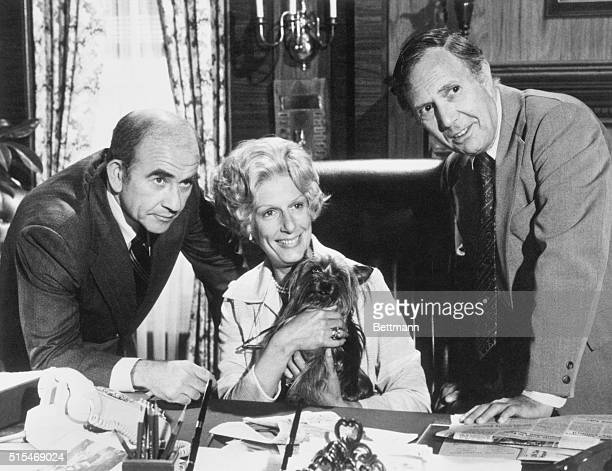 Nancy Marchand plays Mrs Margaret Pynchon the tough publisher of the Los Angeles Tribune Edward Asner stars as Lou Grant the new city editor and...