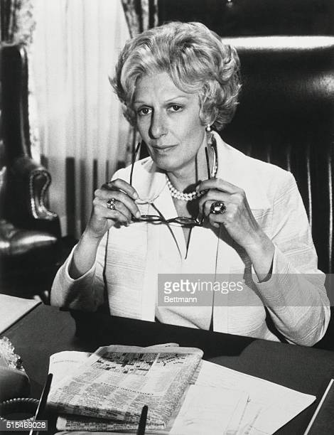Nancy Marchand plays Mrs Margaret Pynchon the tough publisher of the Los Angeles Tribune in Lou Grant new dramatic series with comedic overtones...