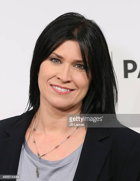 Nancy McKeon attends the 2014 PaleyFestFall TV Previews Fall Flashback The Facts Of Life 35th Anniversary Reunion on September 15 in Beverly Hills...