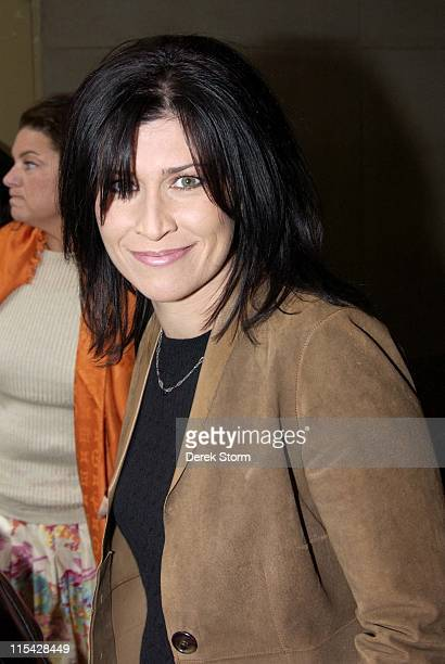 Nancy McKeon of the Facts of Life reunion during Paris Bennett Mindy Cohn Nancy McKeon Lisa Whelchel Joel Osteen Visit the Today Show May 9 2006 at...