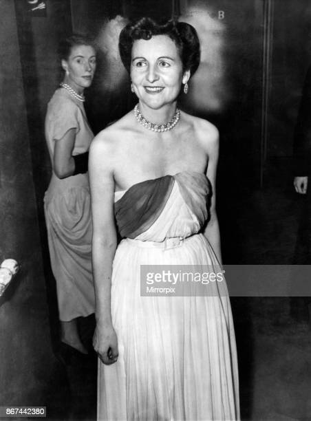 Nancy Mitford, circa 1959.