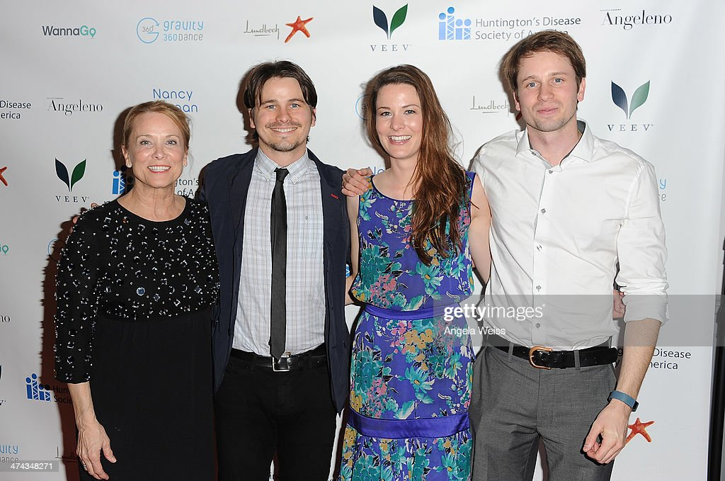Huntington's Disease Society Of America 2014 Freeze HD Benefit - Arrivals : News Photo