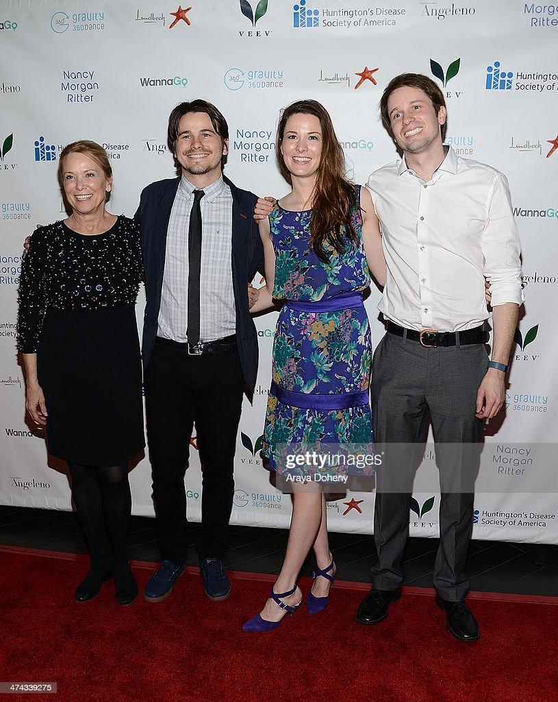 Huntington's Disease Society Of America 2014 Freeze HD Benefit - Arrivals : News Photo