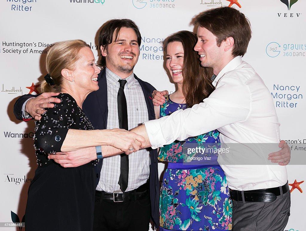 Huntington's Disease Society Of America 2014 Freeze HD Benefit : News Photo