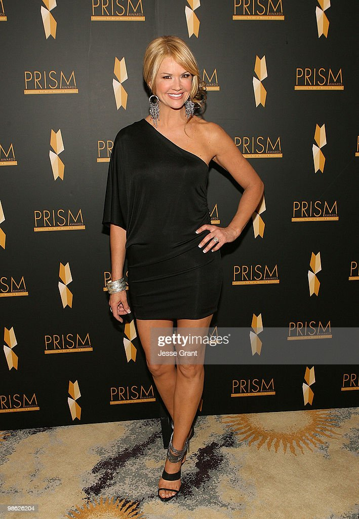 Nancy O'Dell arrives to the 14th Annual Prism Awards at the Beverly Hills Hotel on April 22, 2010 in Beverly Hills, California.
