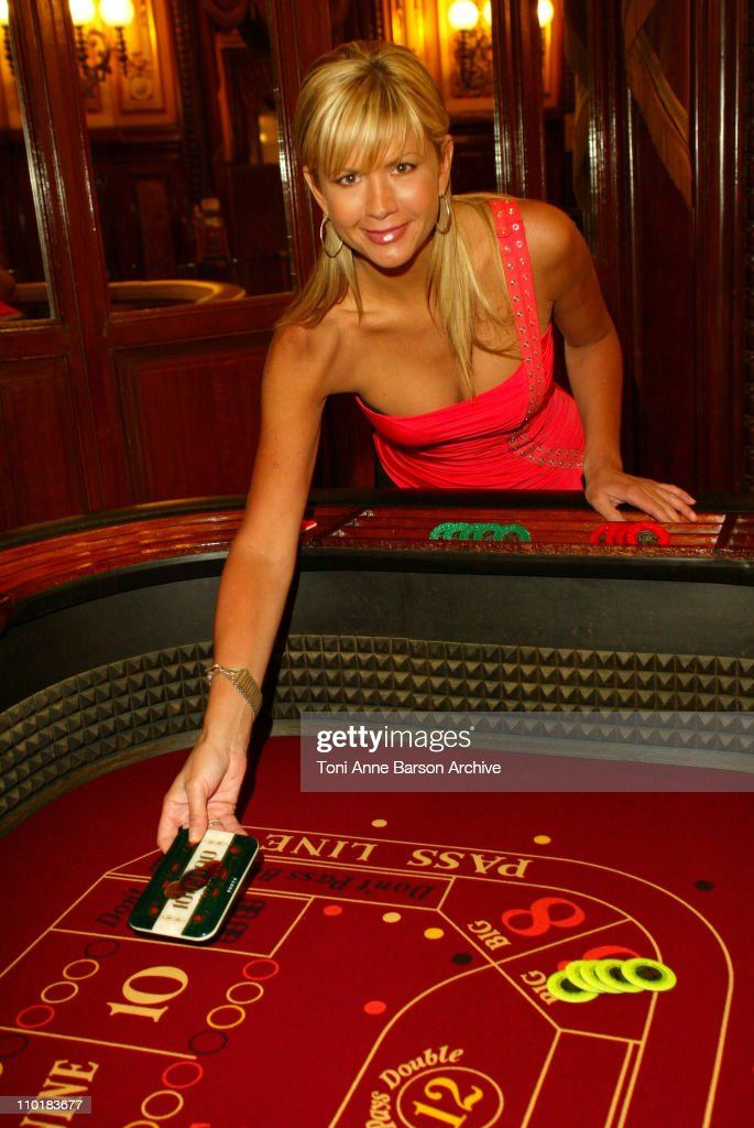 2003 Monte Carlo Television Festival - Nancy O'Dell at the Monte Carlo Casino