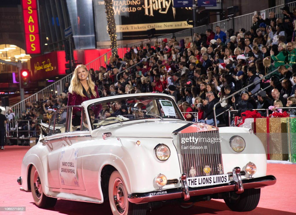 87th Annual Hollywood Christmas Parade : News Photo