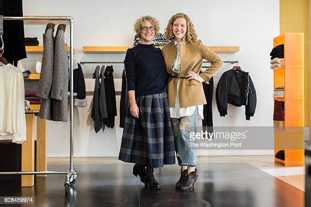 Nancy Pearlstein owner of Relish boutique hopes to hand over ownership to neice Lauara Pearlstein in the coming years