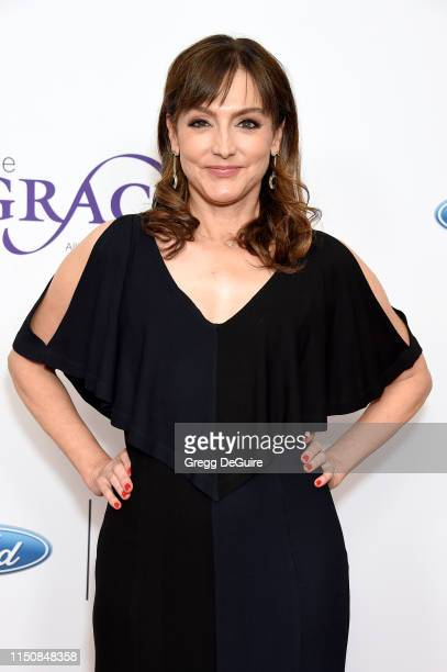 Nancy Pimental at the 44th Annual Gracies Awards, hosted by The Alliance for Women in Media Foundation on May 21, 2019 at the Four Seasons Beverly...