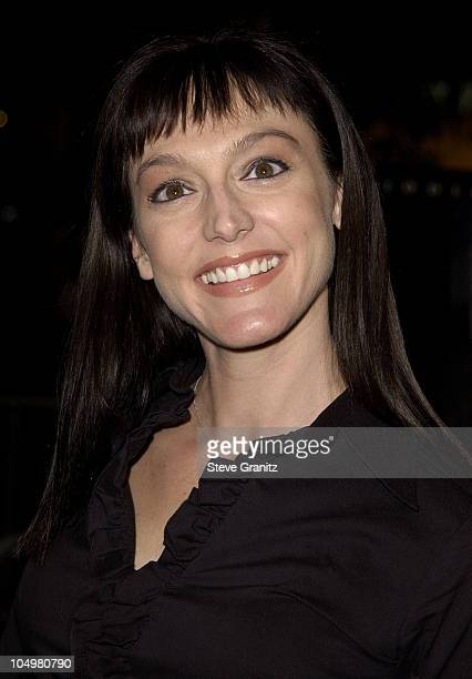 """Nancy Pimental during """"Panic Room"""" Premiere at Loews Century Plaza in Century City, California, United States."""