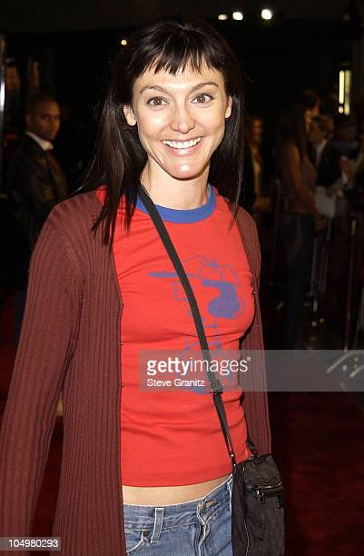 """Nancy Pimental during """"Showtime"""" Premiere at Grauman's Chinese Theatre in Hollywood, California, United States."""
