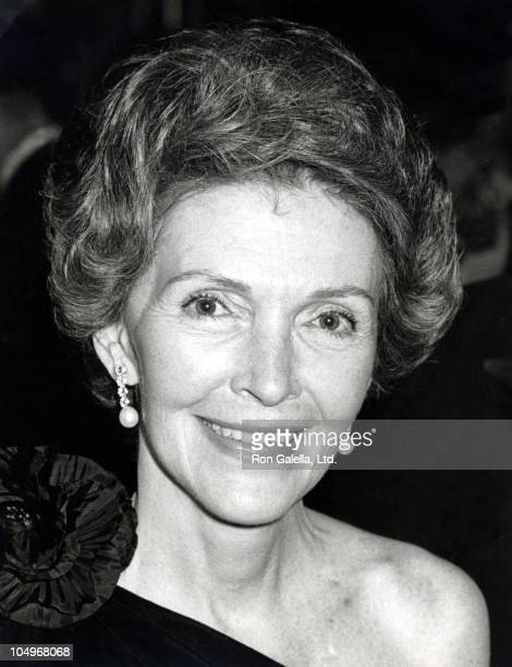 Nancy Reagan during Neiman Marcus Opening in Beverly Hills at Neiman Marcus in Beverly Hills California United States