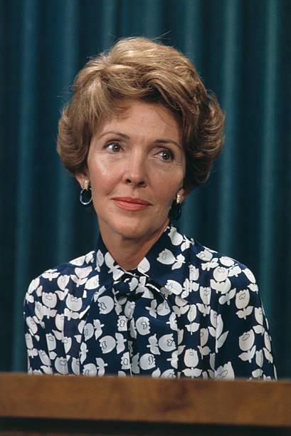 NY: 6th July 1921 - Nancy Reagan Is Born
