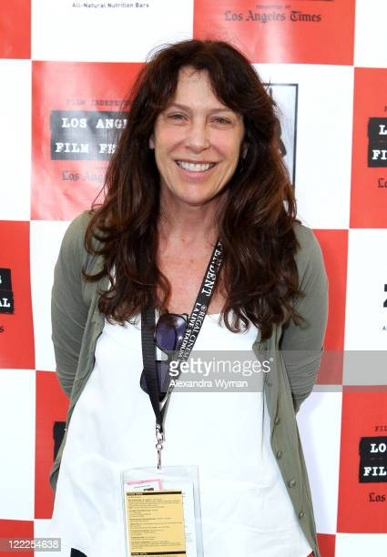 Nancy Richardson attends the 'Technicolor: One Vision From Set To Screen' during the 2010 Los Angeles Film Festival at Regal Cinemas at LA Live...