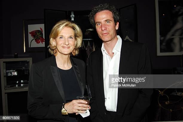 Nancy Rubin and Jon Rubin attend Kiki De Montparnasse Private Dinner at Kiki De Montparnasse on May 22 2006 in New York City