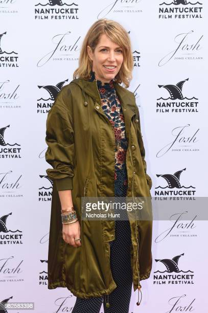 Nancy Schwartzman attends the 2018 Nantucket Film Festival Day 4 on June 23 2018 in Nantucket Massachusetts
