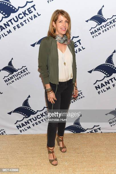 Nancy Schwartzman attends Women Behind the Words at the 2018 Nantucket Film Festival Day 4 on June 23 2018 in Nantucket Massachusetts