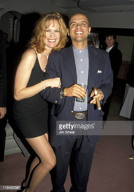 Nancy Sheppard and Joe Pantoliano during Premiere Opening of Copacabana in Las Vegas Nevada United States