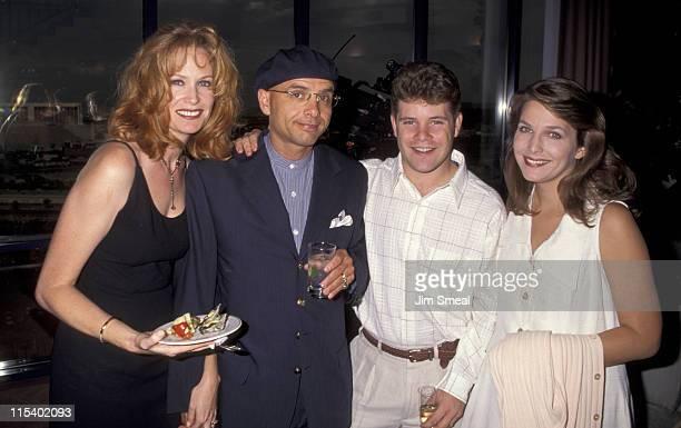 Nancy Sheppard Joe Pantoliano Sean Astin and Christine Astin