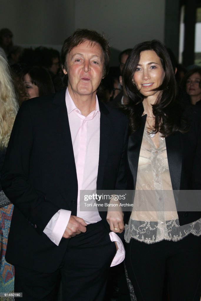 Stella McCartney - Paris Fashion Week Spring/Summer 2010