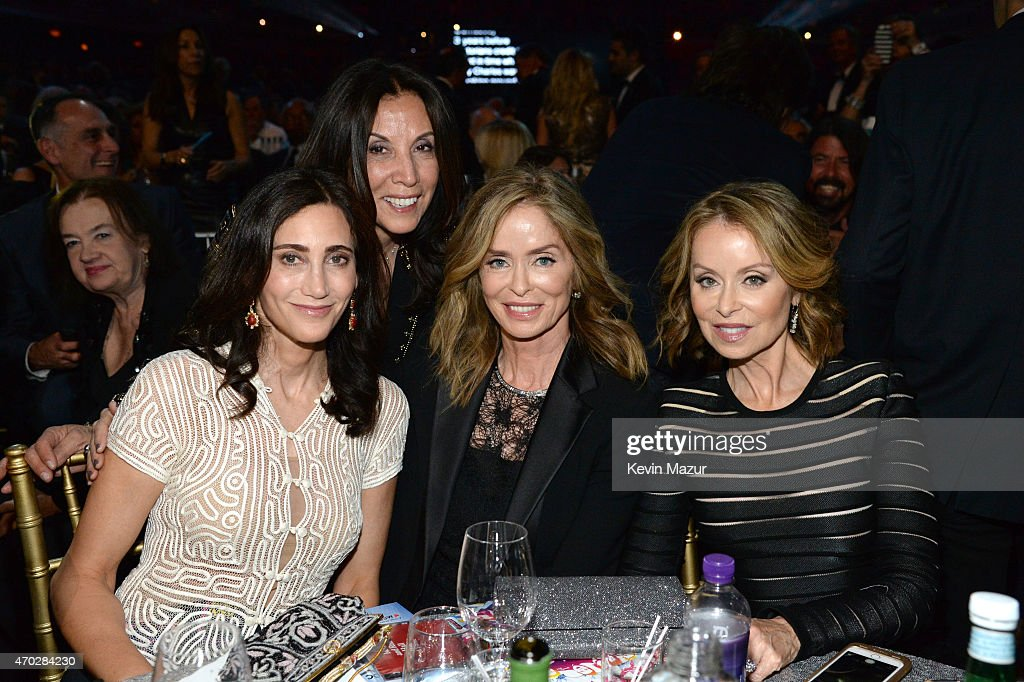30th Annual Rock And Roll Hall Of Fame Induction Ceremony - Inside
