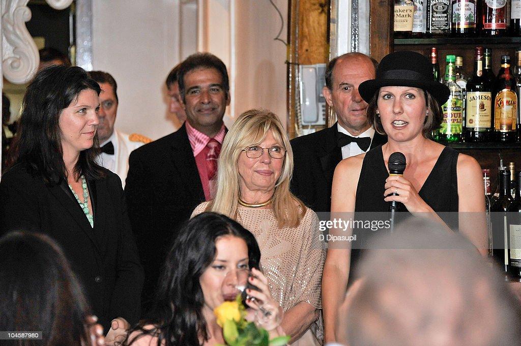 Sinatra Family Estates Wine Dinner : News Photo