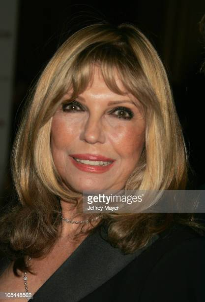Nancy Sinatra during 55th Annual Ace Eddie Awards Arrivals at Beverly Hilton Hotel in Beverly Hills California United States